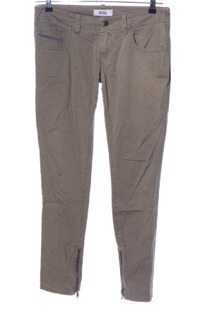 Diesel Slim Jeans wollweiß Casual-Look