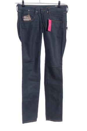 Diesel Slim Jeans blau Casual-Look