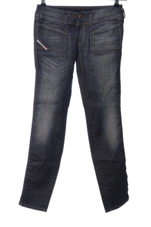 "Diesel Slim Jeans ""Hushy"" schwarz"