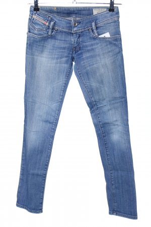 Diesel Slim Jeans blue casual look