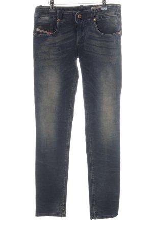 Diesel Slim Jeans blau Jeans-Optik