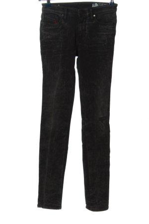Diesel Jeans slim fit nero stile casual