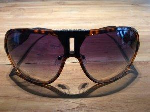 Diesel Zonnebril zwart bruin-donkerbruin