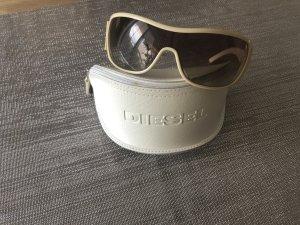 Diesel Occhiale squadrato beige