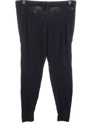 Diesel pantalonera negro estilo deportivo
