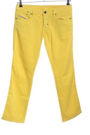 Diesel Jersey Pants primrose casual look