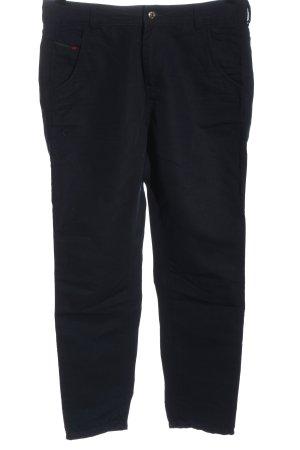 Diesel Jersey Pants blue casual look