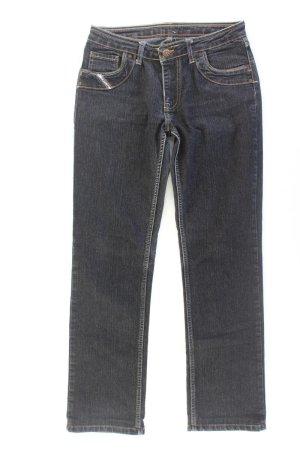 Diesel Straight Jeans Größe 38 Vintage grau aus Baumwolle