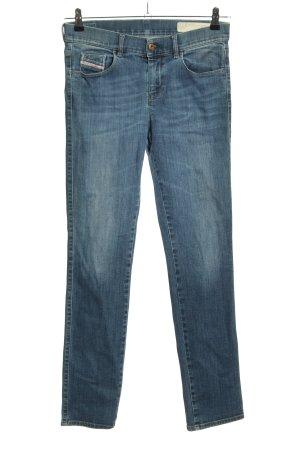 """Diesel Straight-Leg Jeans """"Sandy"""" blau"""