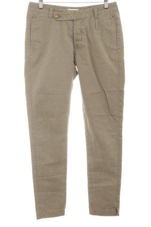 Diesel Straight-Leg Jeans grüngrau Casual-Look