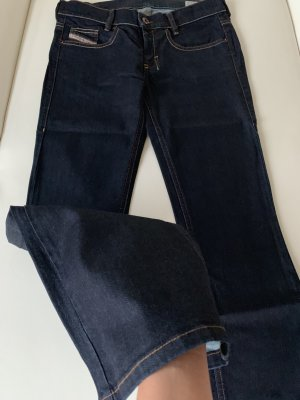 Diesel Stretch Damen Jeans Blau Gr. W 28 L 30 w. Neu