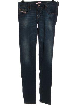 Diesel Stretch Jeans blau Casual-Look