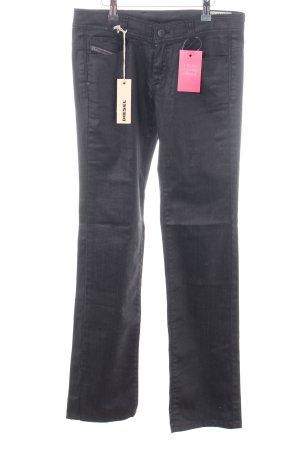 Diesel Stretch jeans zwart casual uitstraling