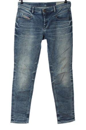 Diesel Jeans elasticizzati blu stile casual