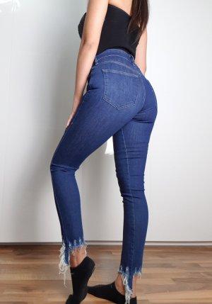 Diesel Jeans skinny bleu-bleu foncé