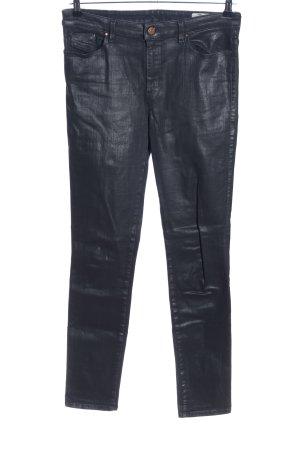 Diesel Stretch Trousers black casual look