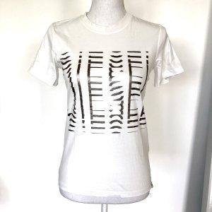 Diesel T-Shirt Gr. XS Weiß