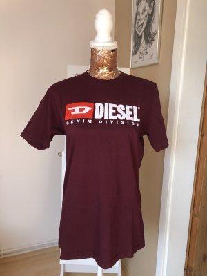Diesel T-Shirt Oberteil Damen Gr. S