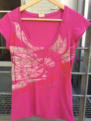 Diesel T-Shirt pink Gr. XS