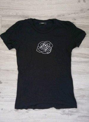 Diesel T-Shirt schwarz