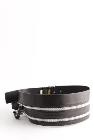 Diesel Taillengürtel schwarz Casual-Look