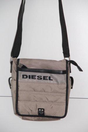 Diesel Sac bandoulière gris vert