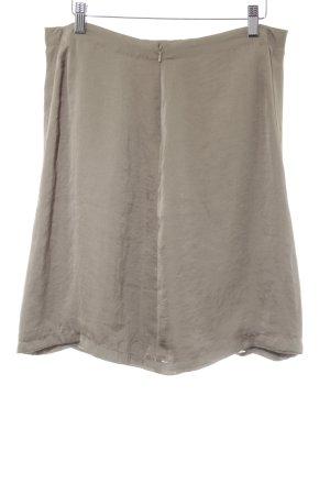 Diesel Flounce Skirt sand brown casual look