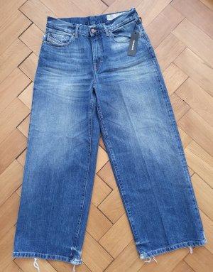 Diesel Widee 085AG Damen Jeans Regular-Straight High Waist W29/L30