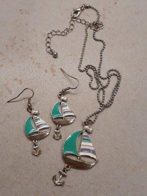Bijou Brigitte Parure bijoux multicolore métal