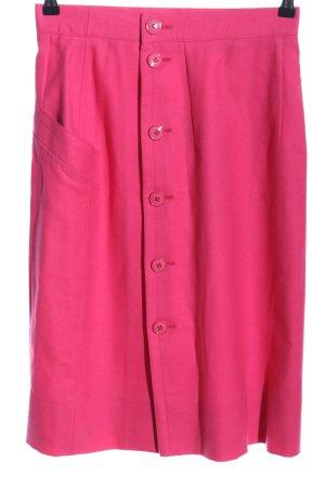 Dieter Gerhard Pencil Skirt pink casual look