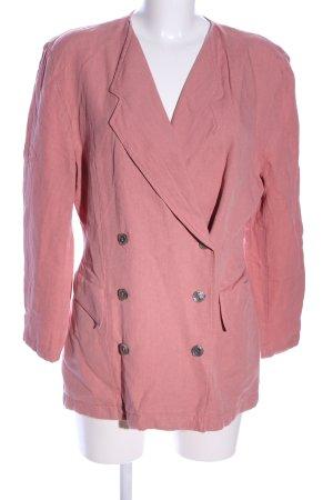Dieter Heupel Long-Blazer pink Casual-Look