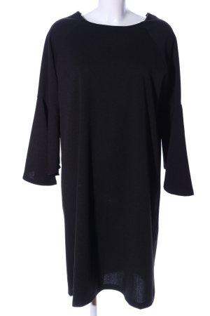 diff Langarmkleid schwarz Elegant