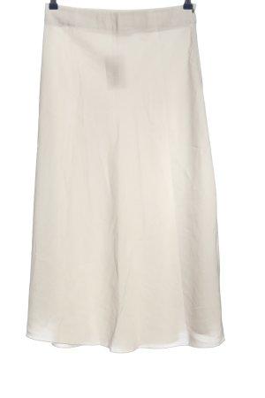 diff Spódnica maxi w kolorze białej wełny W stylu casual