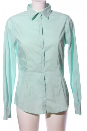Different Long Sleeve Shirt turquoise business style