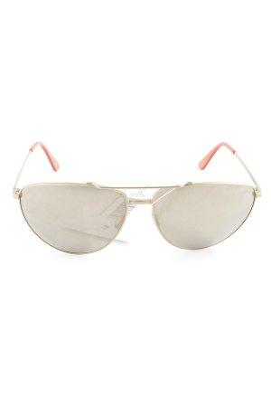 Different Sonnenbrille goldfarben