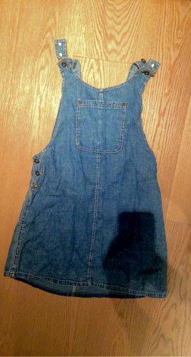 Jeansowa sukienka ciemnoniebieski