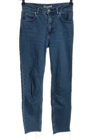 Dilvin High Waist Jeans blau Casual-Look