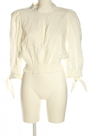 Dilvin Slip-over Blouse white casual look