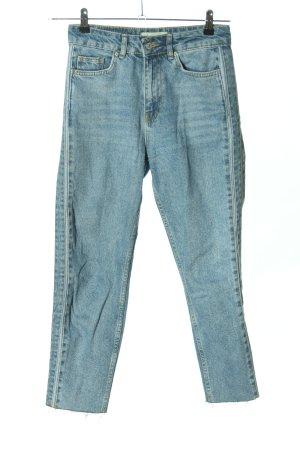 Dilvin Slim Jeans blue casual look