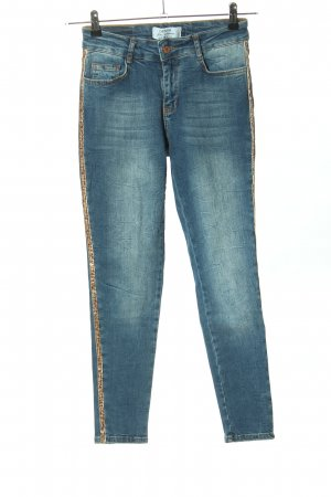 Dilvin Stretch Jeans blue casual look