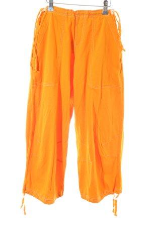 Dimensione Danza Pantalon 3/4 orange clair style extravagant