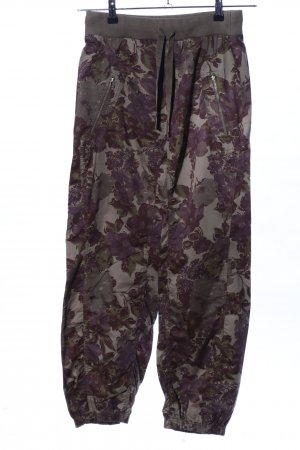 Dimensione Danza Baggy Pants allover print street-fashion look