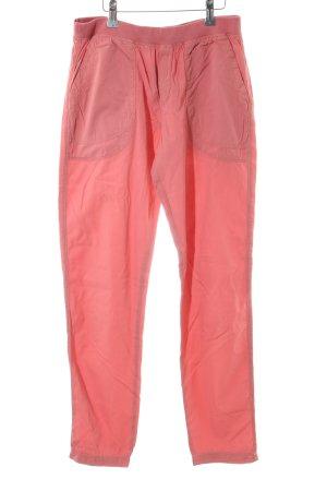 Dimensione Danza Stoffhose pink Casual-Look
