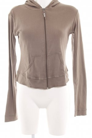 Dimensione Danza Sweatjacke braun Casual-Look