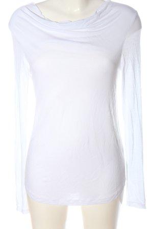 Dine 'n' Dance Longsleeve white casual look