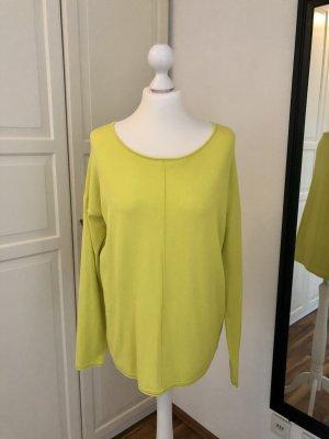 Dine'n'Dance Pullover gelb 38