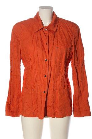 dino moda Langarmhemd rot Casual-Look
