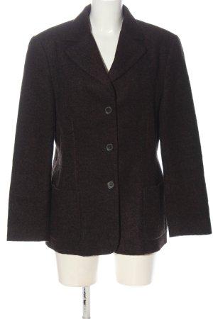 dino moda Wool Blazer brown business style