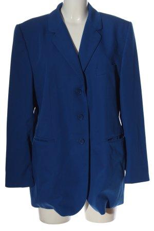 Dinomoda Kurz-Blazer blau Casual-Look
