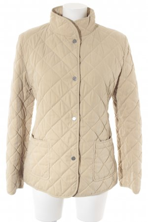 Dinomoda Steppjacke sandbraun Casual-Look
